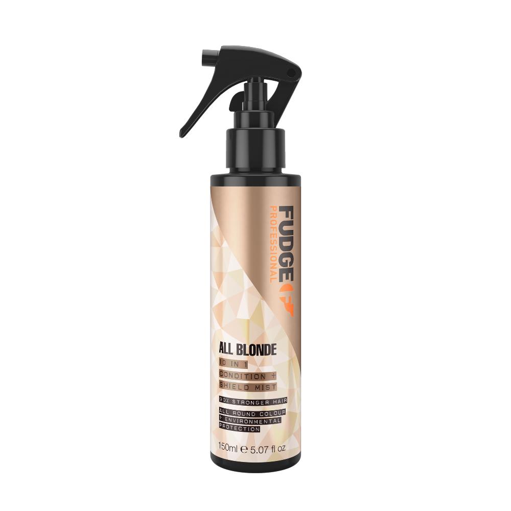 FUDGE All Blonde - 10 in 1 Kondicionáló és védő permet 150 ml