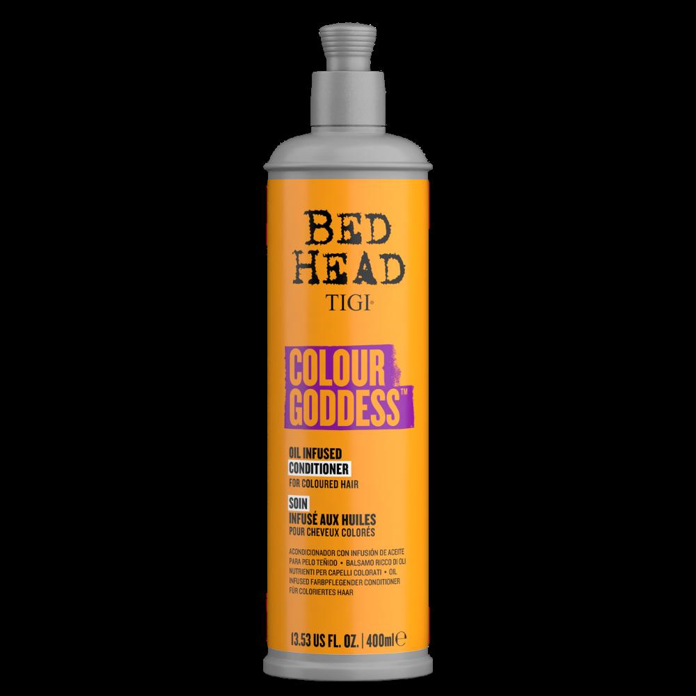 TIGI Colour Goddess - Színvédő kondicionáló festett hajra 400 ml
