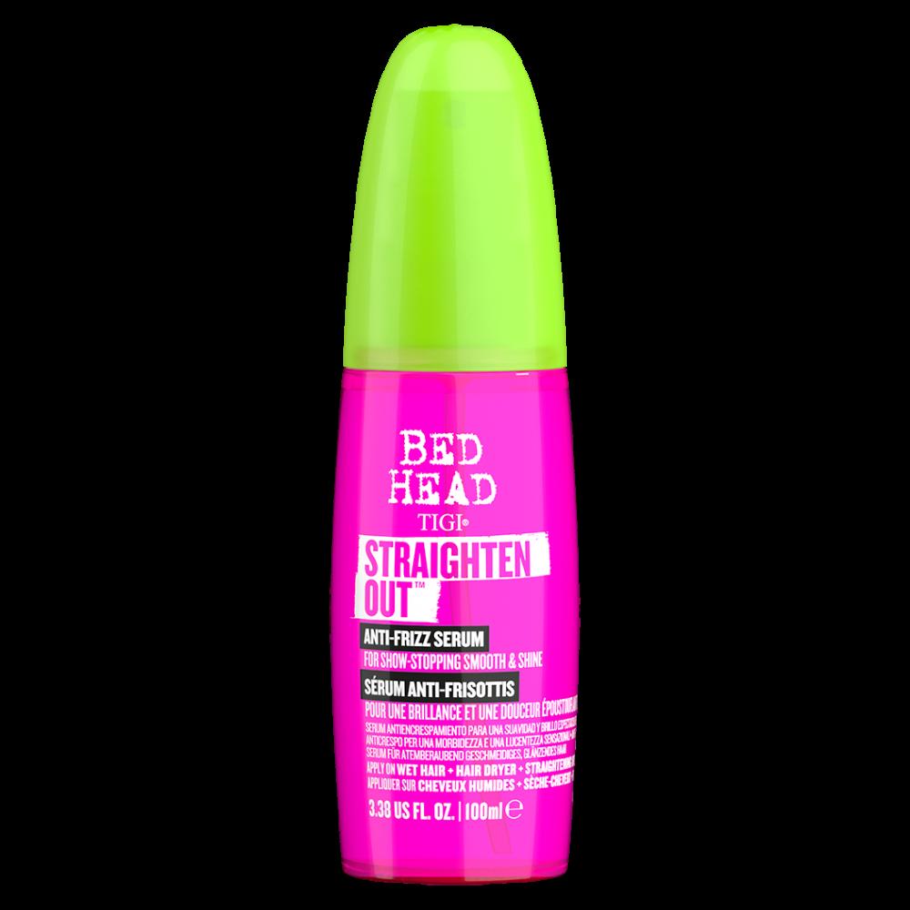 TIGI Straighten Out Serum - Szöszösödésgátló szérum 100 ml