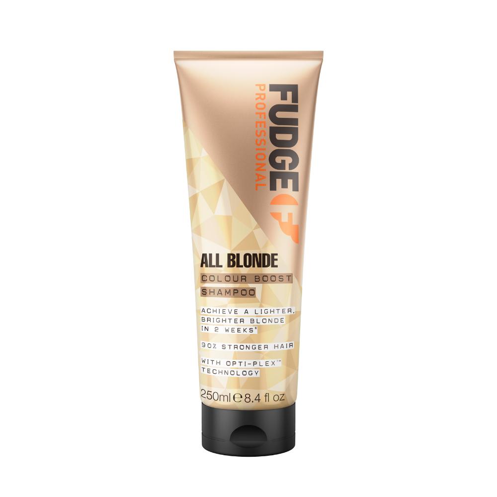 FUDGE All Blonde -  Colour Boost Sampon 250 ml