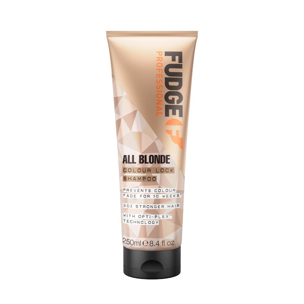 FUDGE All Blonde - Colour Lock Sampon 250 ml