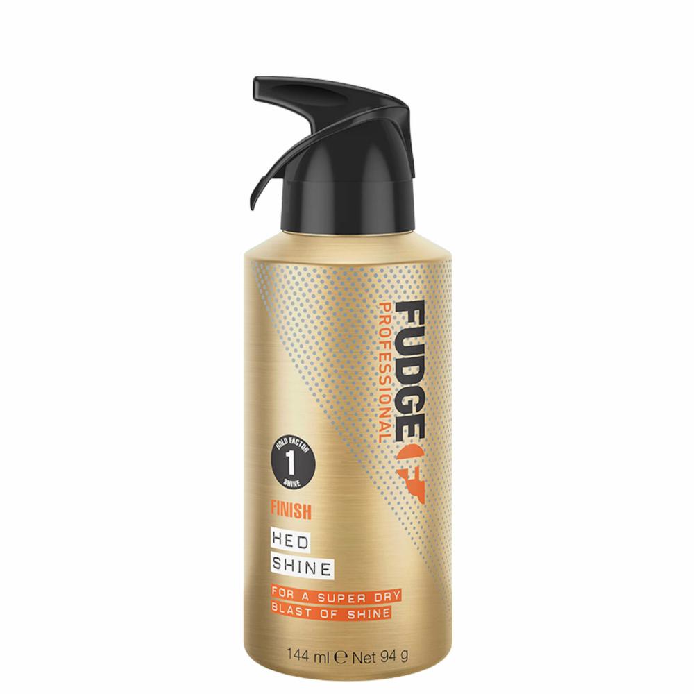 FUDGE Hed Shine - szuper száraz hajfény 144ml