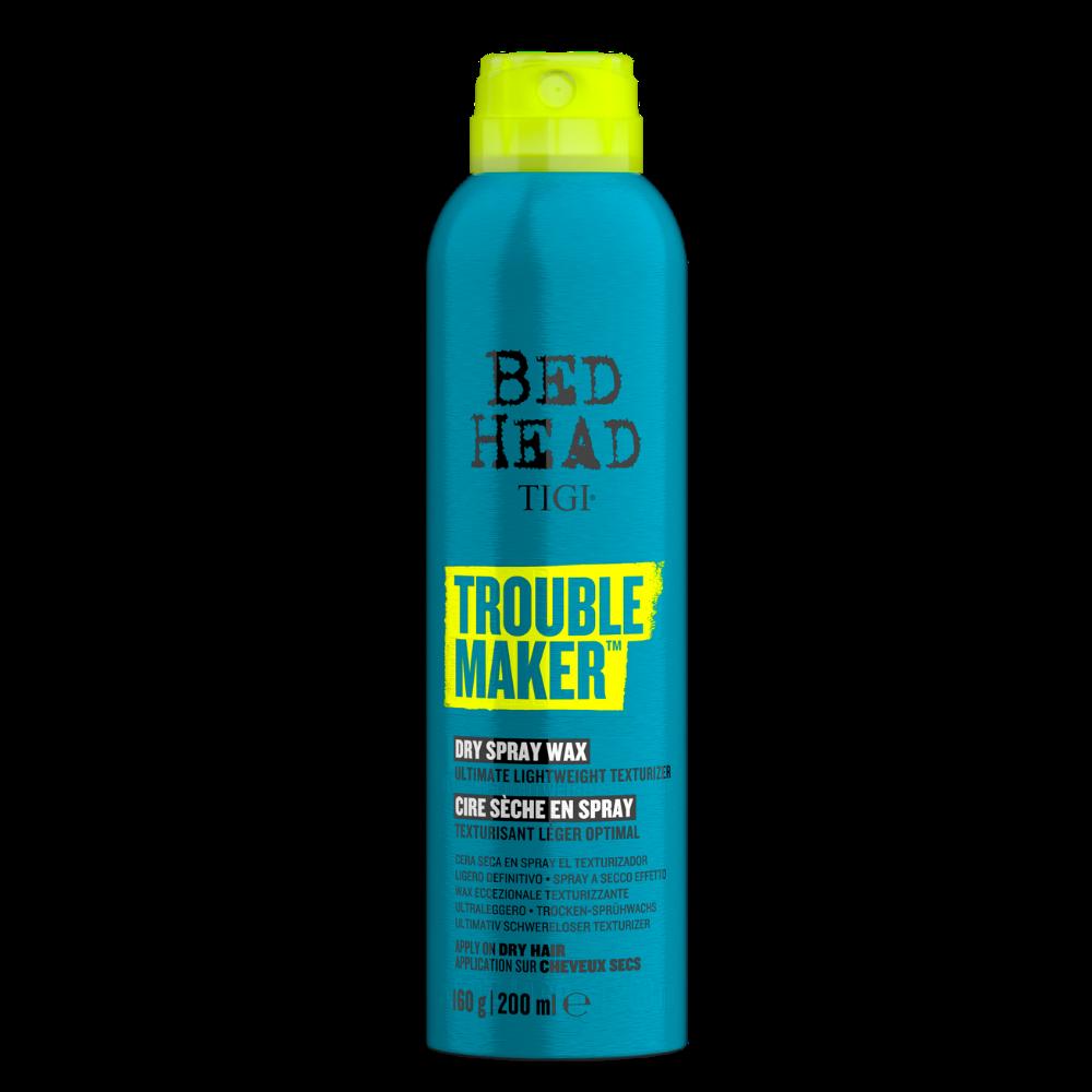 TIGI Troublemaker - Száraz Spray Wax 200 ml
