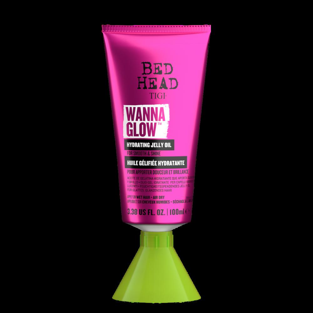 TIGI Wanna Glow - Hidratáló Zselé Olaj 100 ml