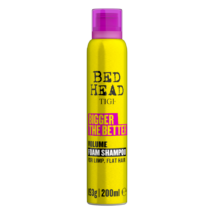 TIGI Bigger The Better - Hab sampon vékony hajra 200ml